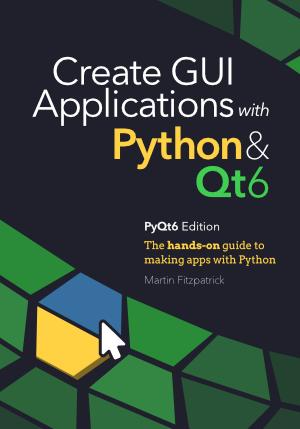 PyQt6 book cover